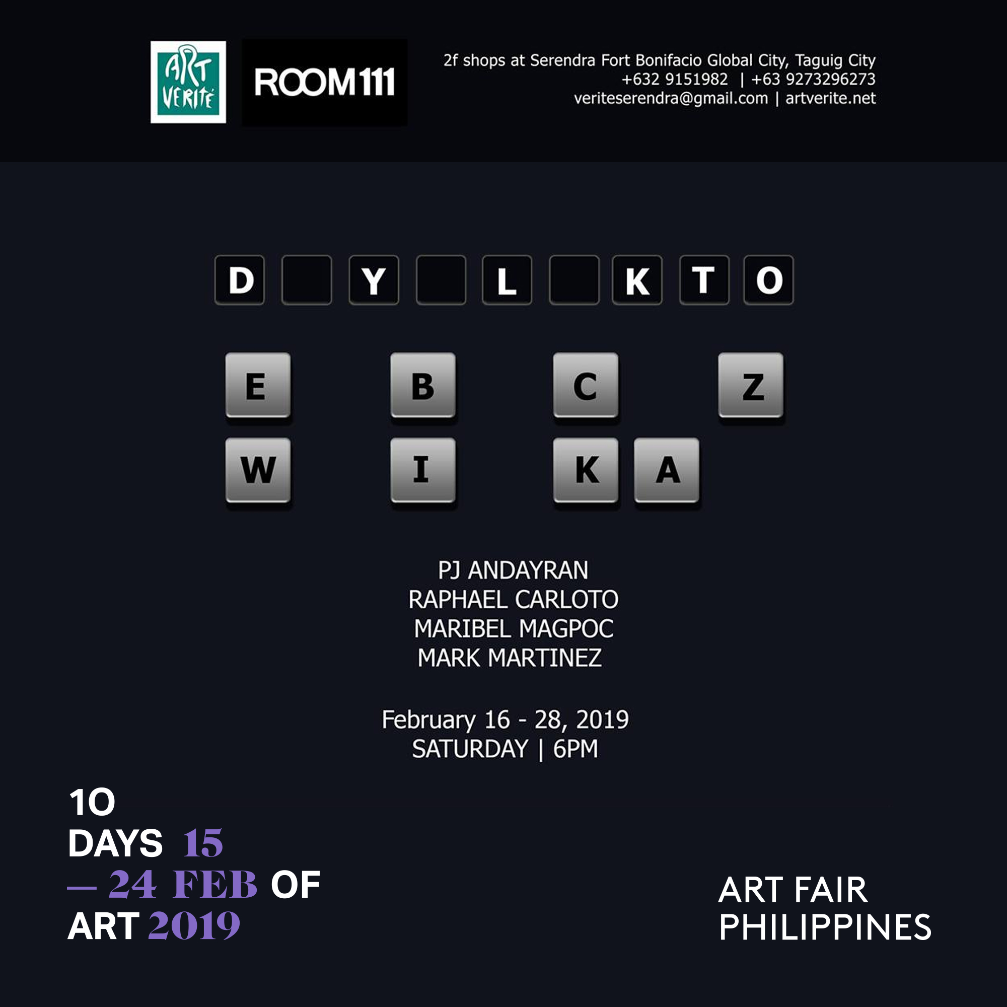 10 Days of Art PH – Celebrate the best in Philippine contemporary